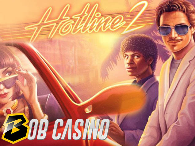 Hotline 2 Slot Review (NetEnt)