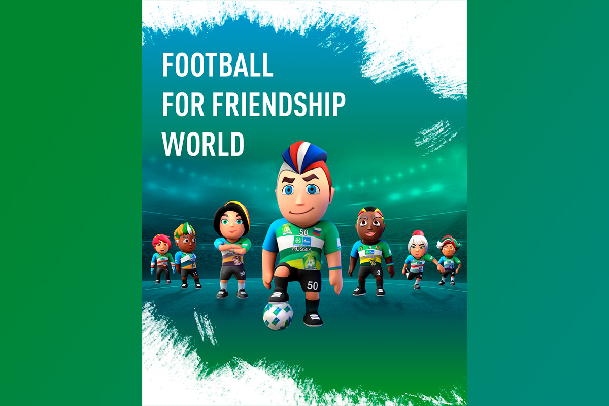 New multiplayer simulator Football for Friendship World