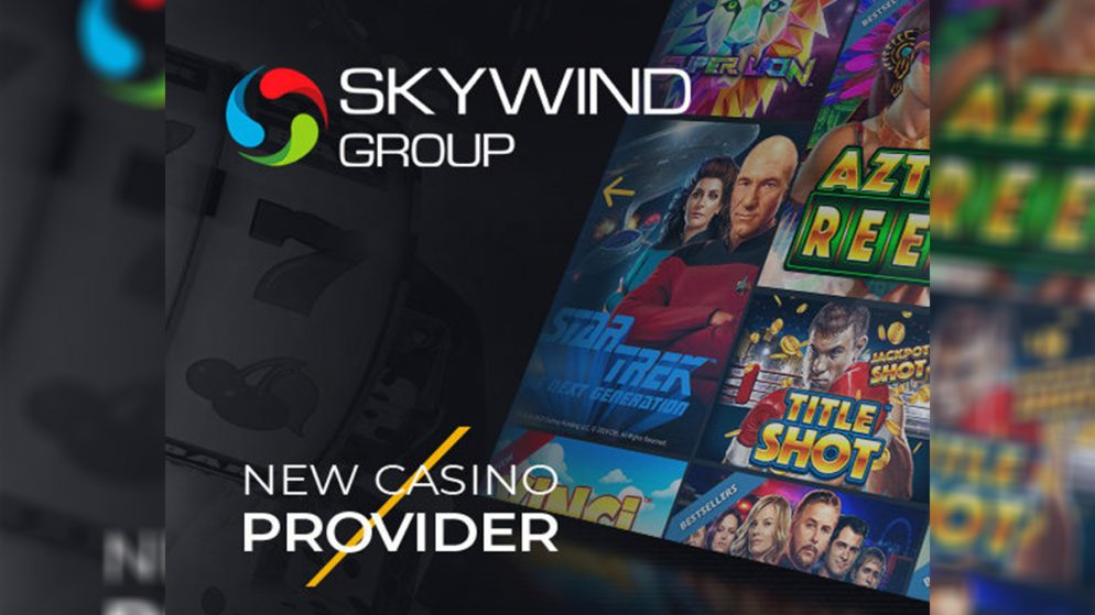 Delasport signs Skywind Group as their online Casino provider