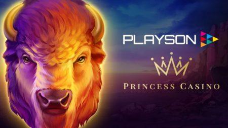 Playson expands operator network in Romania via Princess Casino content agreement