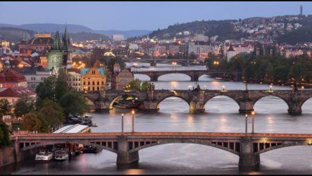 Prague considering city-wide gaming machine prohibition