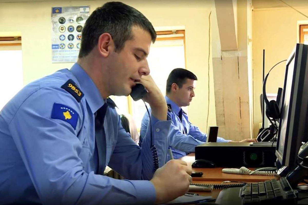 Kosovo Police Officers Arrested in Crackdown on Illegal Casinos