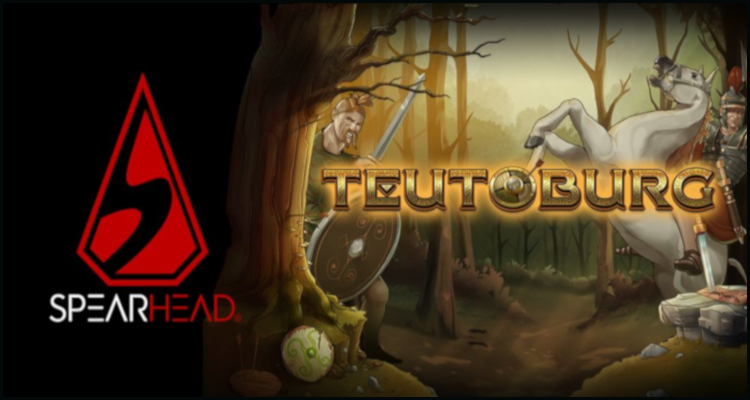 Spearhead Studios goes historic with new Teutoburg video slot