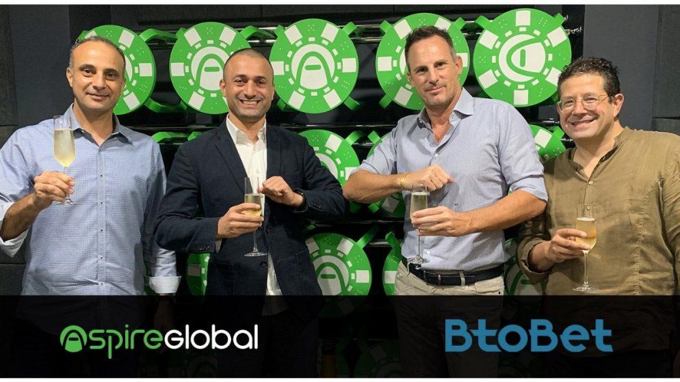 Aspire Global Acquires Leading B2B Sportsbook Provider Btobet