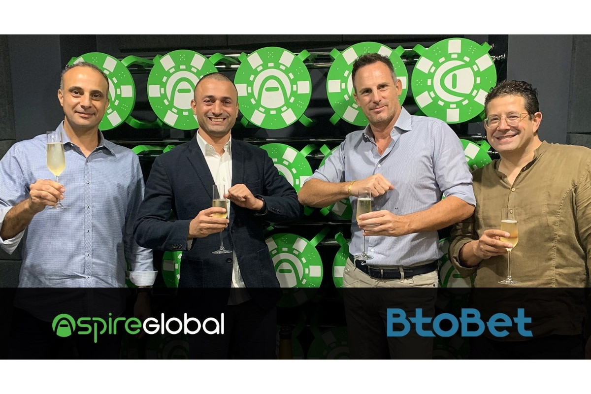 Aspire Global Acquires Leading B2B Sportsbook Provider Btobet