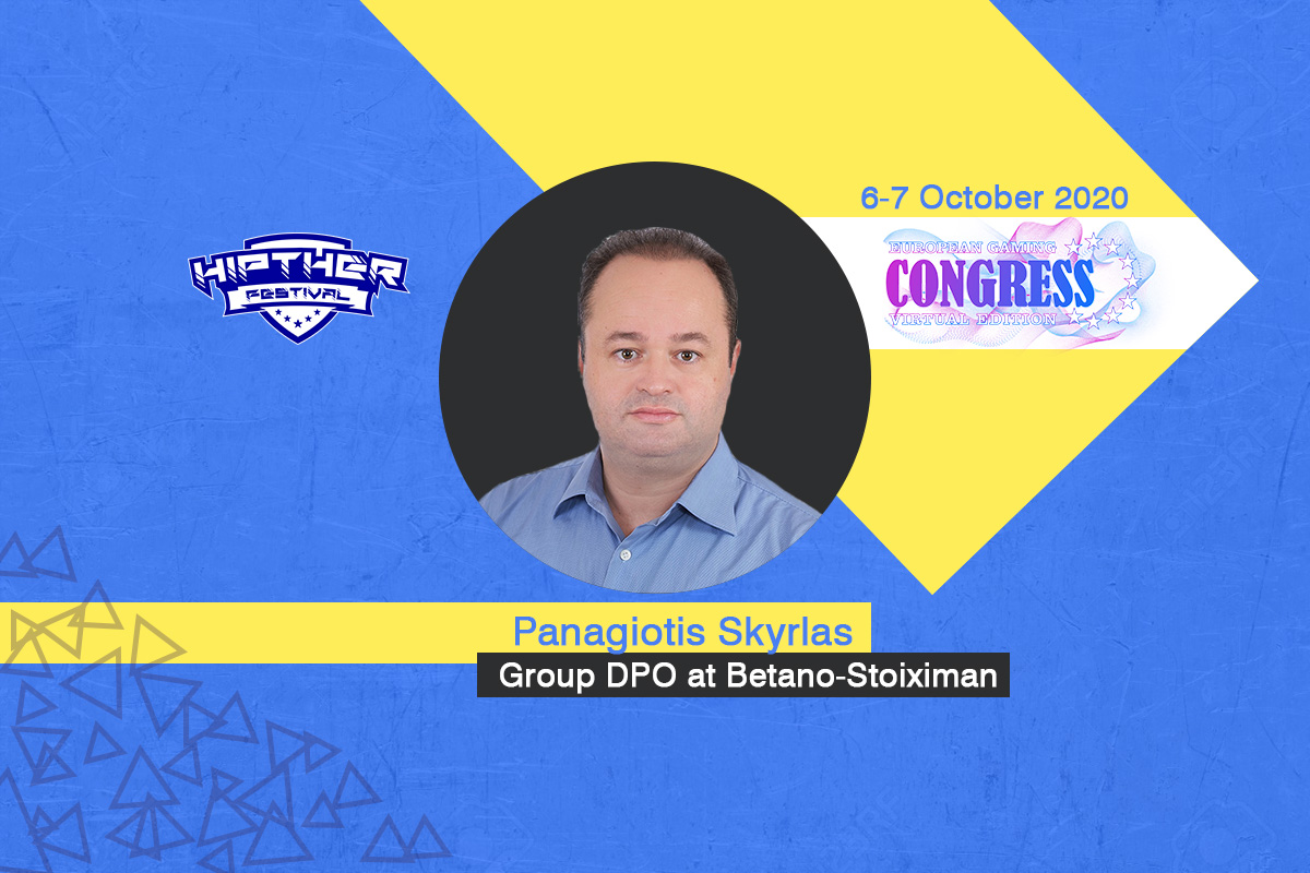European Gaming Congress 2020 Speaker Profile: Panagiotis Skyrlas, Head of Information Security & Compliance – Group DPO at Betano-Stoiximan