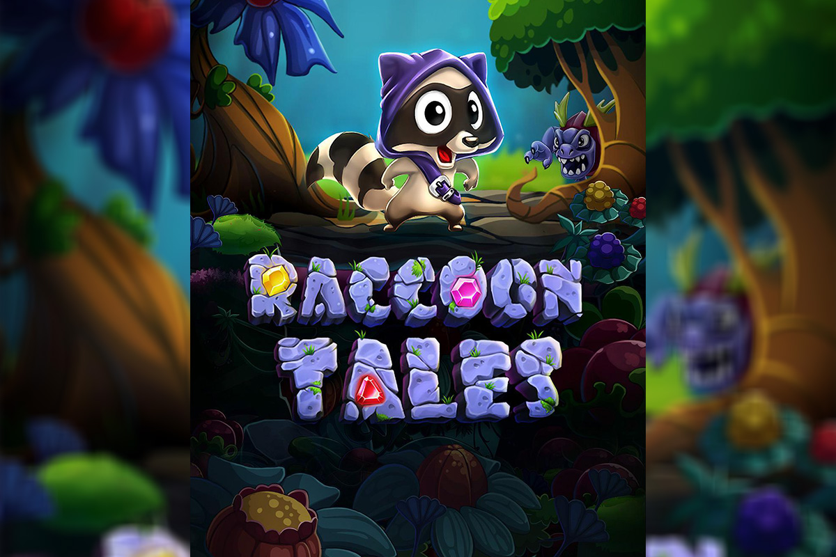 Evoplay Entertainment embarks on an epic quest in Raccoon Tales