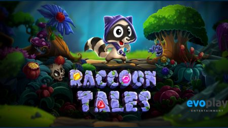 Evoplay Entertainment goes underground with new Raccoon Tales video slot