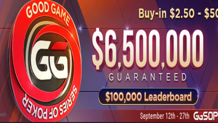 GGPoker unveils new Good Game Series of Poker Tournament Series