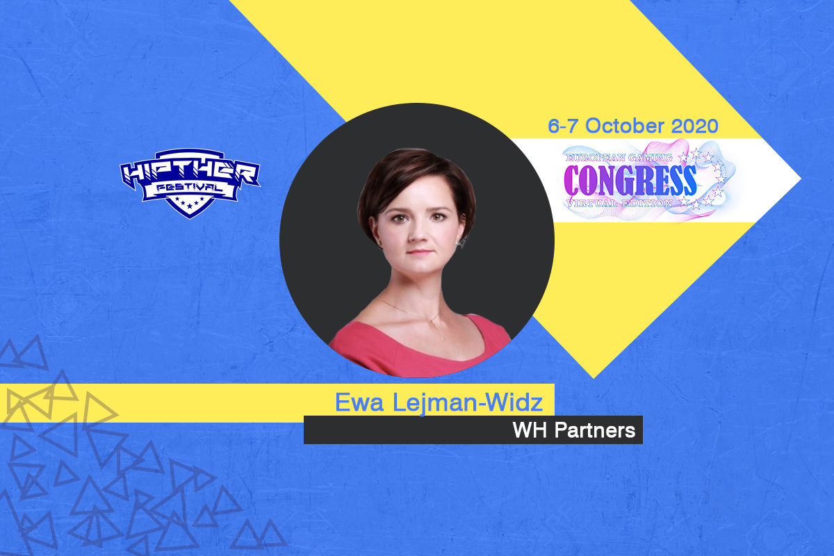 European Gaming Congress 2020 Speaker Profile: Ewa Lejman-Widz (Head of Polish Desk at WH Partners)