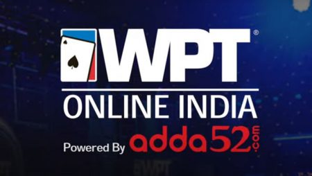 Delta Corps Adda52com to power first-ever WPT Online India series November 5-22