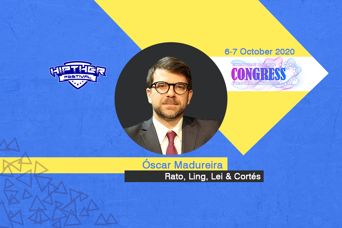 European Gaming Congress 2020 Speaker Profile: Óscar Madureira, Senior Associate at Rato, Ling, Lei & Cortés