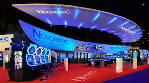 Novomatic turnover 36 per cent down