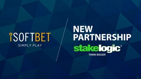 Stakelogic new partnership with iSoftBet expands its reach among operators and players