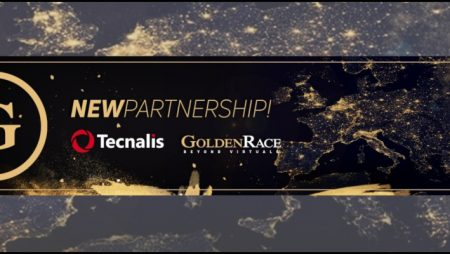 GoldenRace virtual sports games integration alliance for Tecnalis