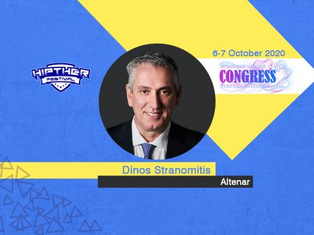 European Gaming Congress 2020 Speaker Profile: Dinos Stranomitis, Chief Operating Officer at Altenar