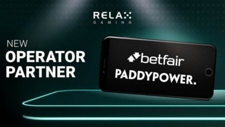 Relax Gaming boosts market penetration in UK via Paddy Power and Betfair deal
