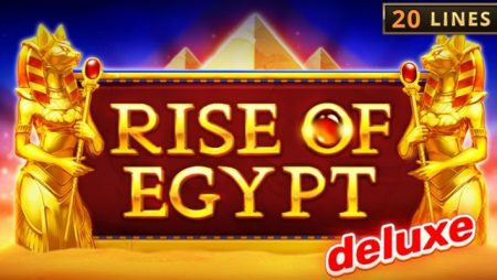 Playson releases Rise of Egypt Deluxe video slot with new Buy-In feature; launches Legends tournament with €60,000 prize pool