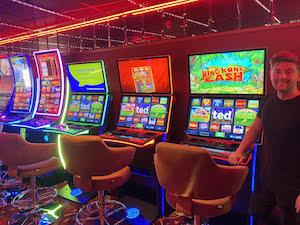 Auroramax gaming cabinet enters UK market