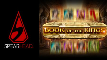 Lara Jones returns in Spearhead Studios' new release Book of The Kings; EveryMatrix scores 5x B2B Starlet Awards