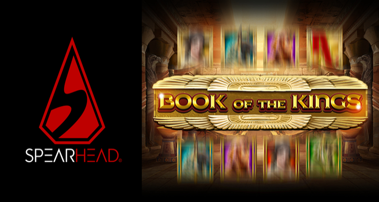 Lara Jones returns in Spearhead Studios' new release Book of The Kings; EveryMatrix scores 5x B2B Starlet Awards