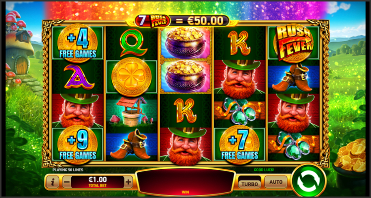 RubyPlay goes Irish with new Shake Shake Leprechaun video slot