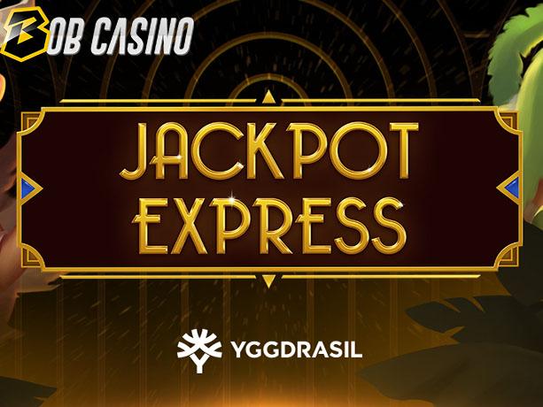 Jackpot Express Slot Review (Yggdrasil)