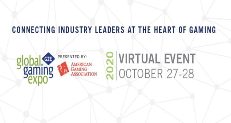 Global Gaming Expo (G2E) goes virtual October 27-28