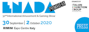 Enada gambling show opens this week