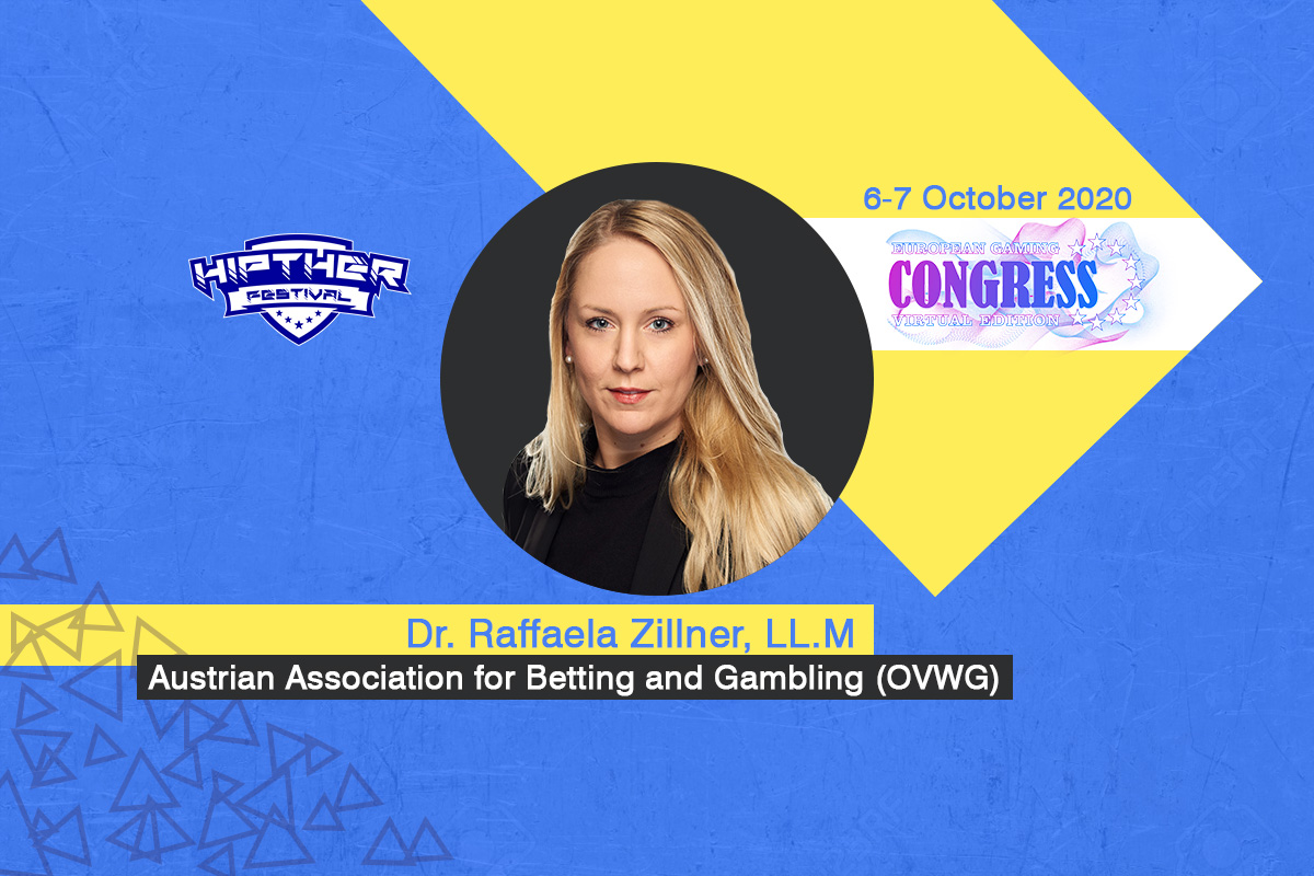 European Gaming Congress 2020 Speaker Profile: Dr. Raffaela Zillner, LL.M, Secretary General at Austrian Association for Betting and Gambling (OVWG)