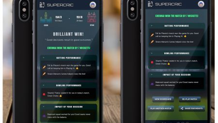 SuperCric – India's first strategy cricket manager simulation game