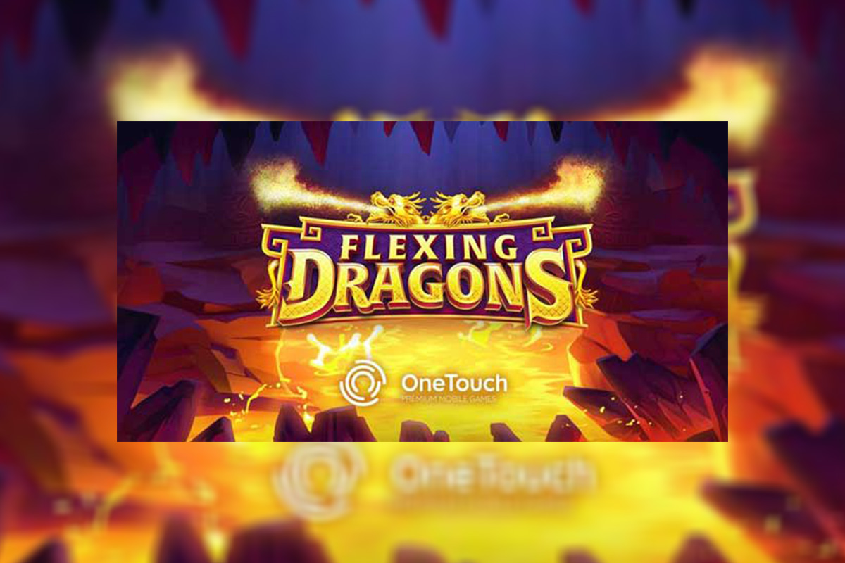 OneTouch lights up the reels with Flexing Dragons
