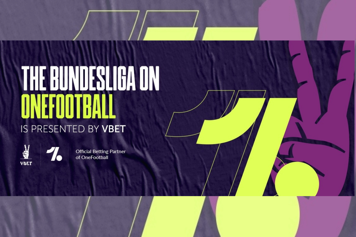 VBET Announces Major Partnership With OneFootball
