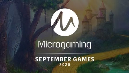 New Mega Moolah and WowPot titles among Microgaming's new September slots unveil