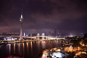 Macau casinos start to bounce back