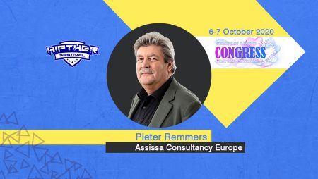 European Gaming Congress 2020 Speaker Profile: Pieter Remmers, CEO at Assissa Consultancy Europe