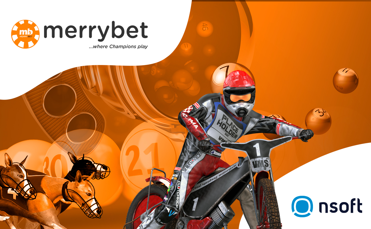 NSoft's games at Merrybet