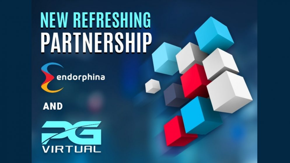 A refreshing new partnership between  Endorphina and PG Company!