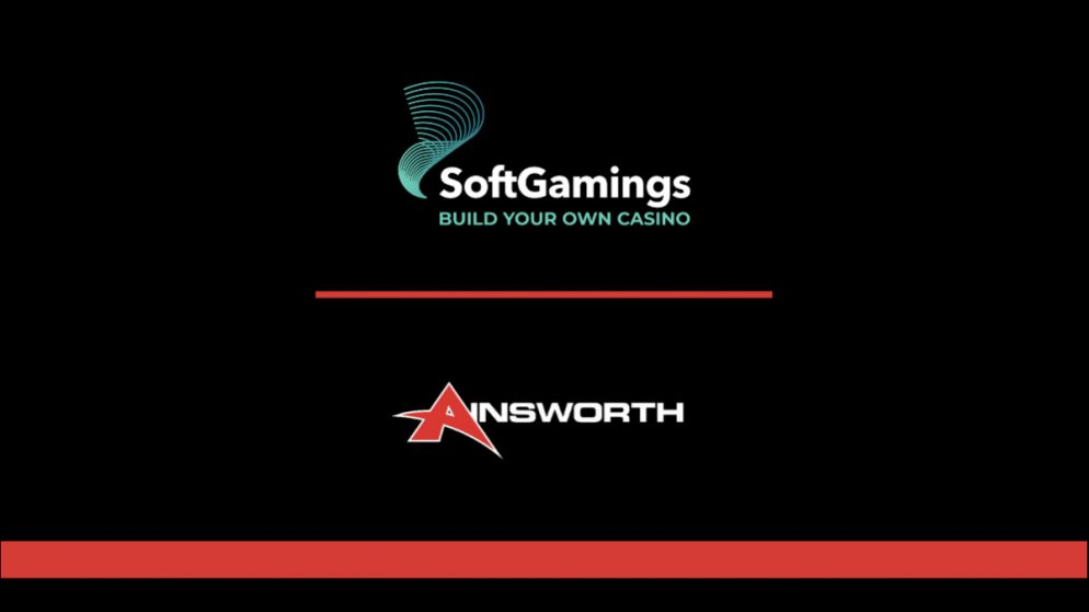 Ainsworth Game Technology Partners with SoftGamings