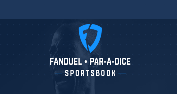 FanDuel Par-A-Dice sports app live in Illinois