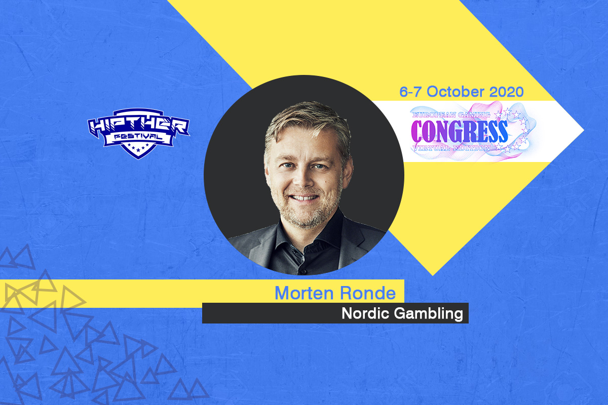 European Gaming Congress 2020 Speaker Profile: Morten Ronde, CEO at Danish Online Gambling Association and Managing Partner at Nordic Gambling