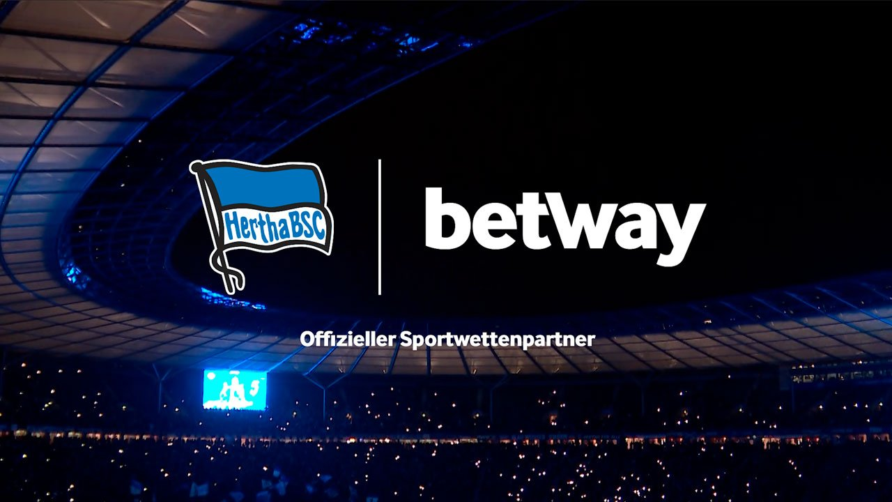 Betway becomes official sports betting partner of Hertha Berlin