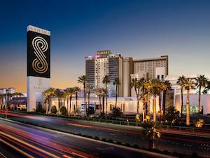 Synkros in at Sahara casino in Las Vegas