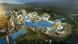 Vietnam casino expects completion in 2025