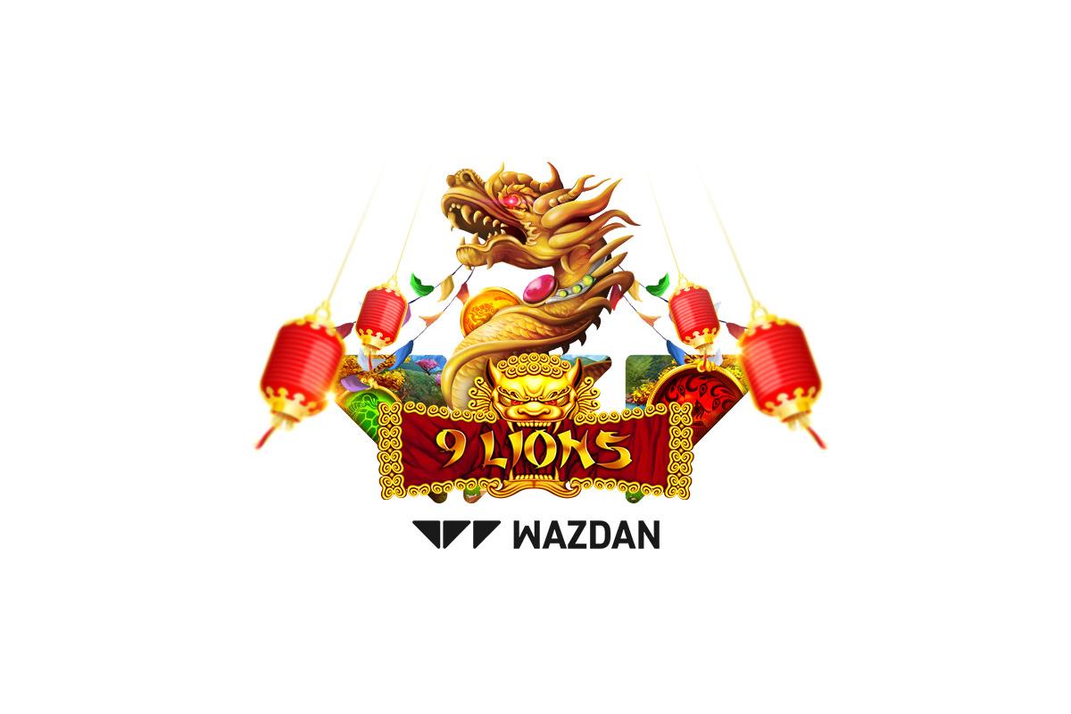 Mega Win at King Johnnie on Wazdan's 9 Lions