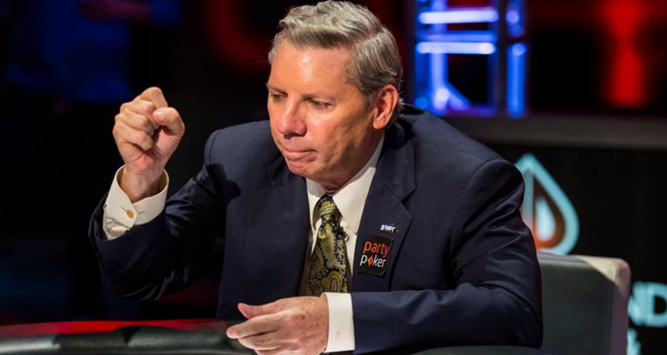 World Poker Tour Legend and Poker Hall of Famer Mike Sexton Passes Away