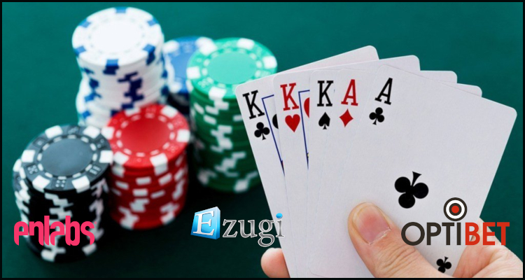 Enlabs AB brings Ezugi live-dealer online casino games to Optibet.lt