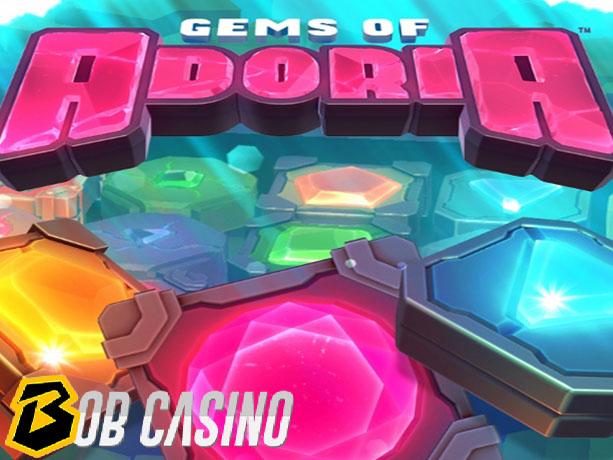 Gems of Adoria 3D Slot Review (NetEnt)
