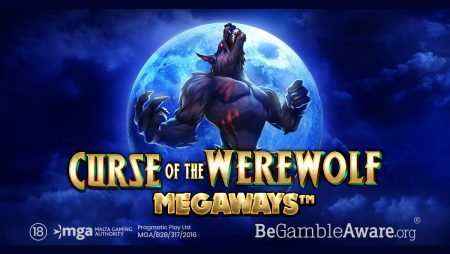 PRAGMATIC PLAY RELEASES FEARSOME CURSE OF THE WEREWOLF MEGAWAYS™