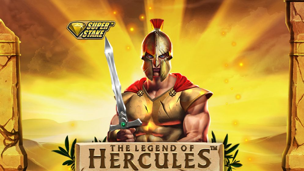 "Stakelogic Launches its Latest Slot ""The Legend of Hercules"""
